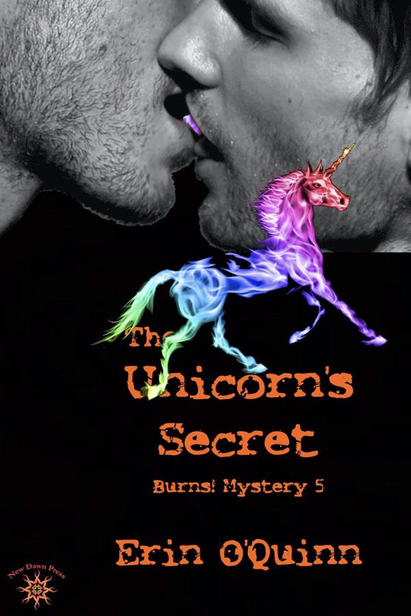 The Unicorn's Secret - Erin O'Quinn - Burns Mystery