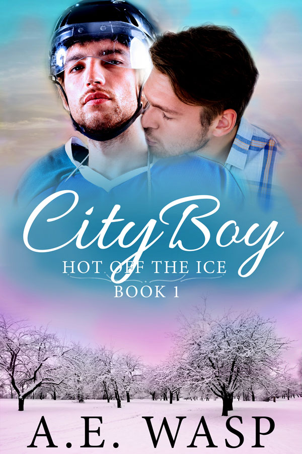 City Boy - A.E. Wasp - Hot off the Ice