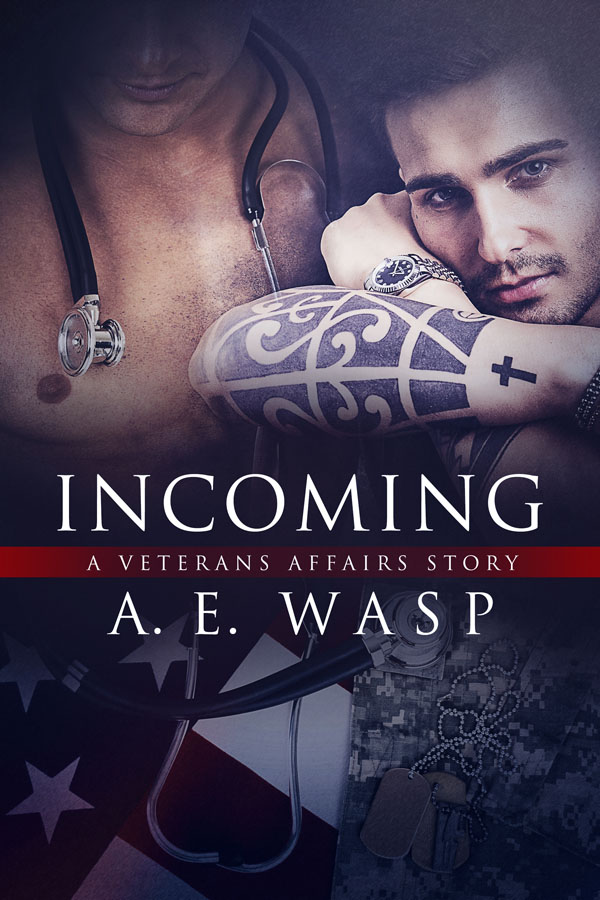 Incoming - A.E. Wasp - A Veterans Affairs Story