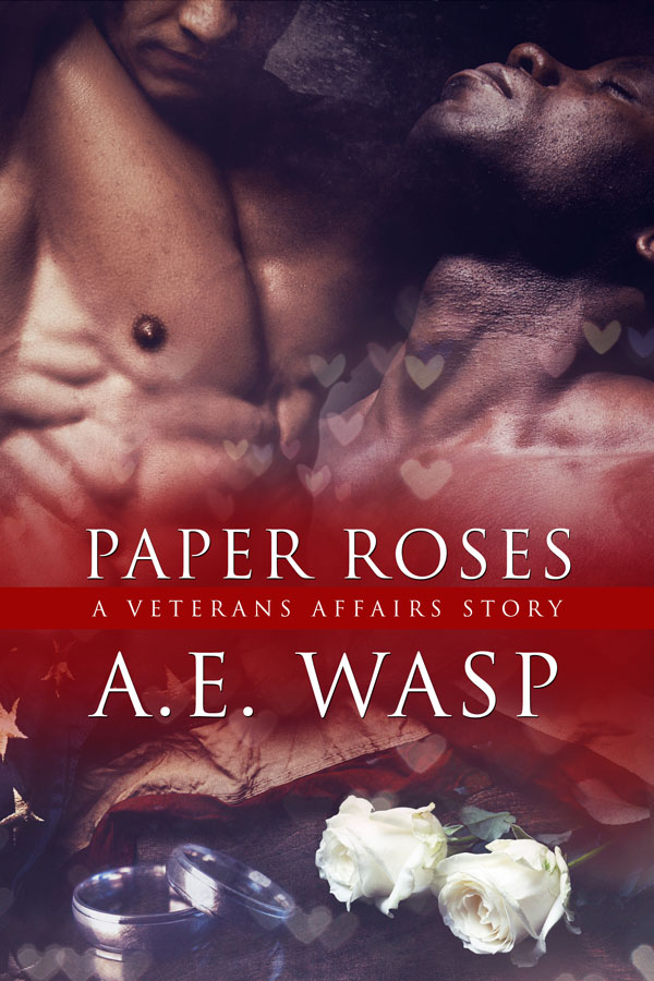 Paper Roses - A.E. Wasp - A Veterans Affairs Story