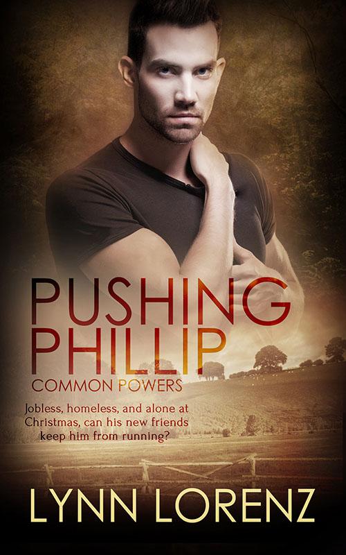 Pushing Phillip - Lynn Lorenz - Common Powers