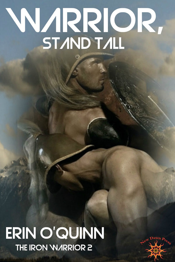 Book Cover: Warrior, Stand Tall