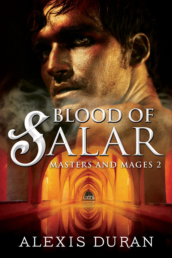 Blood of Salar - Alexis Duran - Masters and Mages