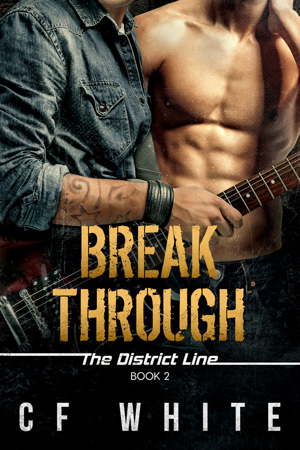 Break Through - CF White - The District Line