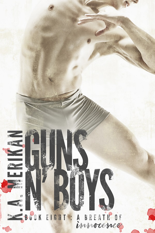 A Breath of Innocence - K.A. Merikan - Guns N'Boys