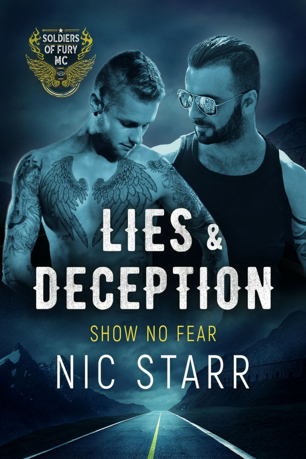 Lies & Deception - Nic Starr - Soldiers of Fury