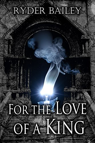 Book Cover: For the Love of a King