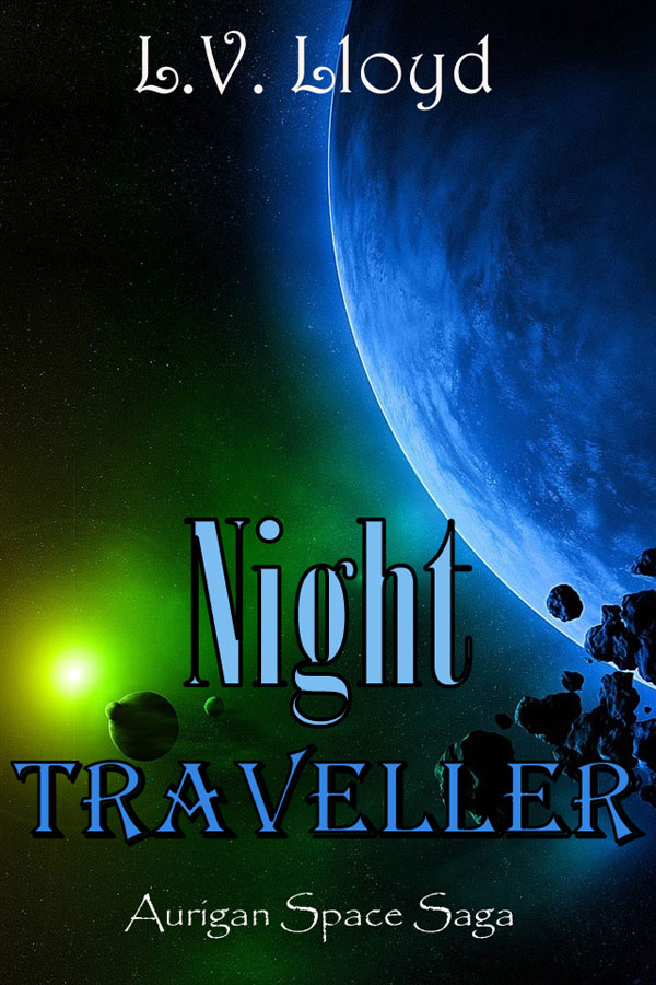 Night Traveller - L.V. Lloyd