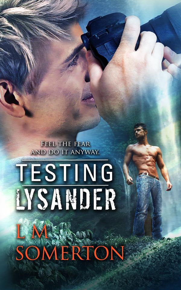 Testing Lysander - L M Somerton