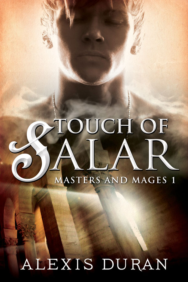 Touch of Salar - Alexis Duran - Masters and Mages