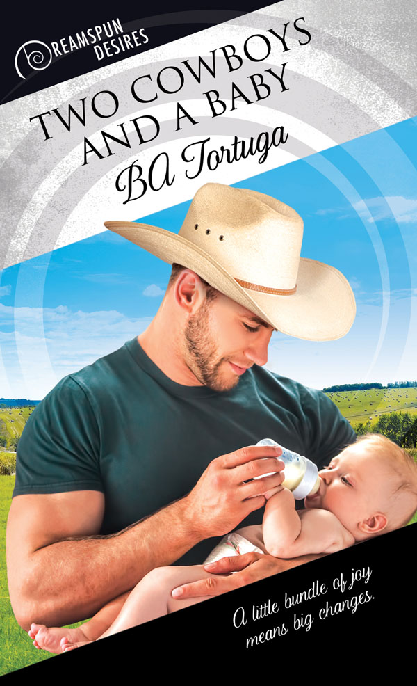 Two Cowboys and a Baby - BA Tortuga