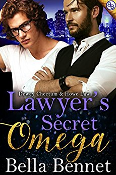 Lawyer's Secret Omega - Bella Bennet - Dewey, Cheetum and How Law