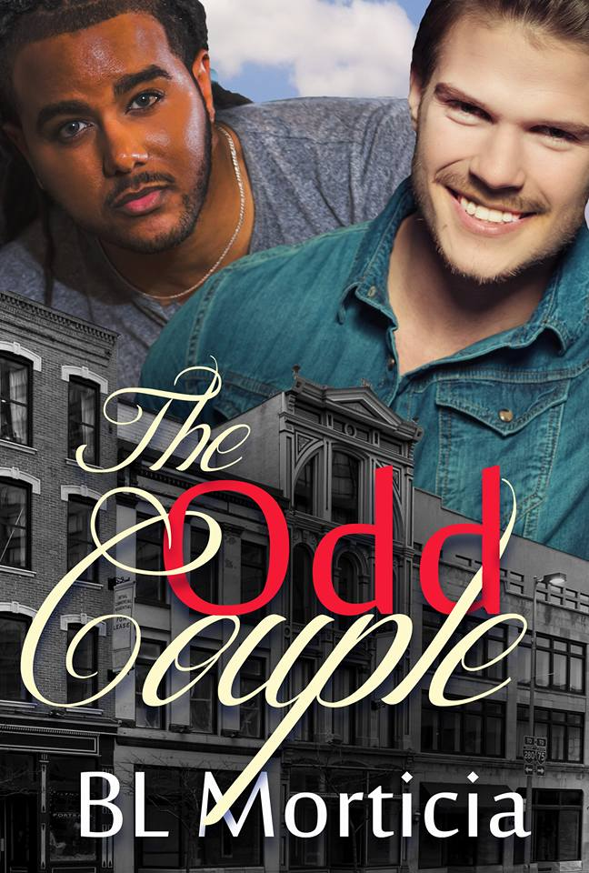 The Odd Couple - BL Morticia