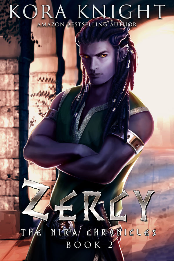 Zercy - Kora Knight - Nira Chronicles