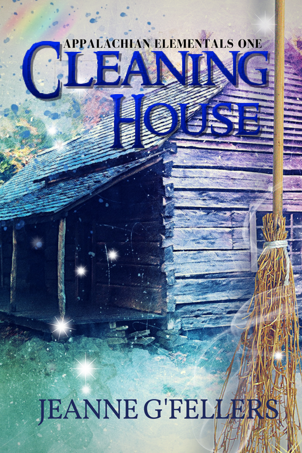 ANNOUNCEMENT/GIVEAWAY: Cleaning House, by Jeanne G'Fellers