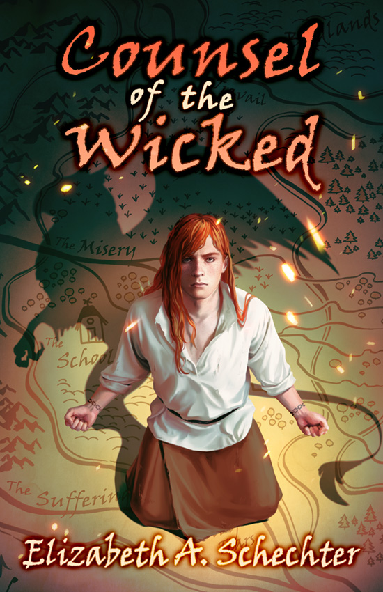 Counsel of the Wicked - Elizabeth A. Schecter