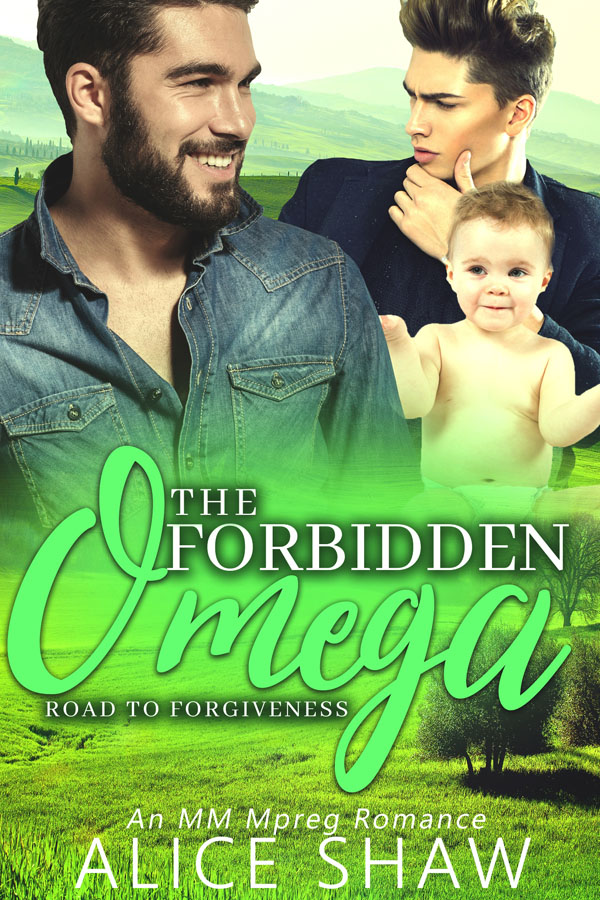 The Forbidden Omega - Alice Shaw