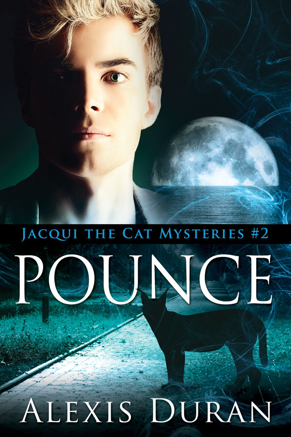 Pounce - Alexis Duran - Jacqui the Cat
