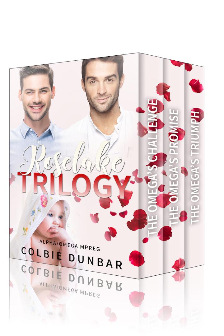 Roselake Trilogy - Colbie Dunbar