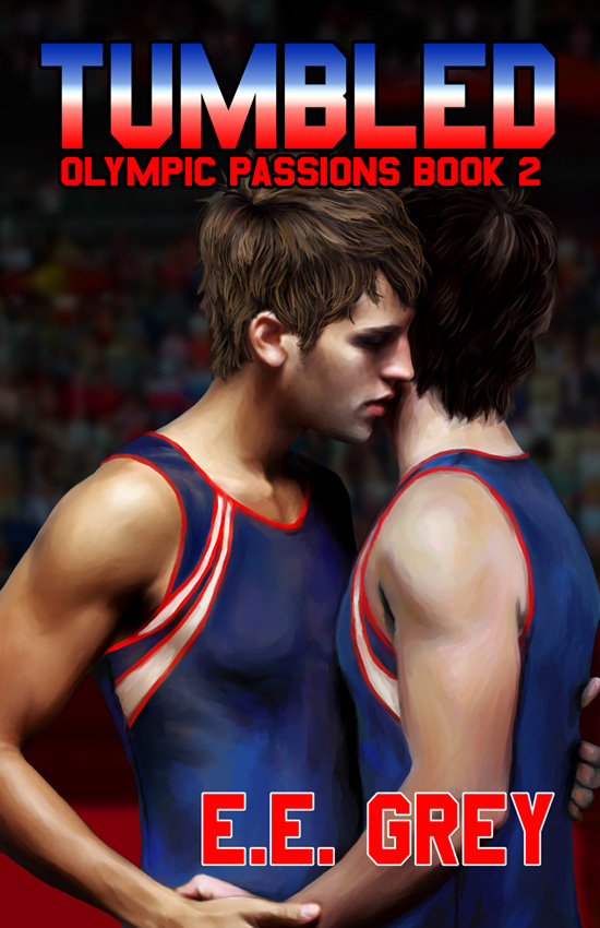 Tumbled - E.E. Grey - Olympic Passions