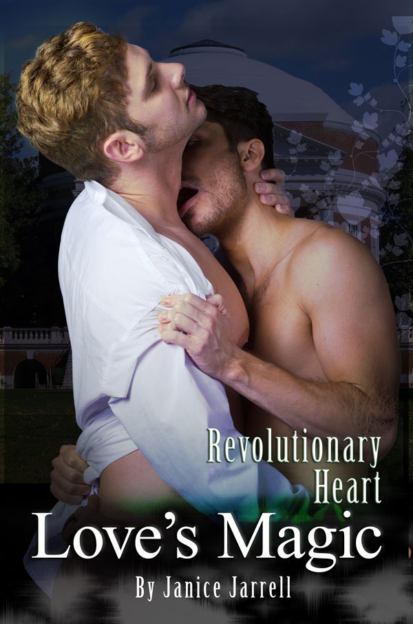 Love's Magic - Janice Jarrell - Revolutionary Heart