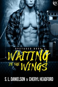 Book Cover: Waiting in the Wings (Upstaged #2)
