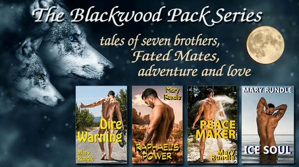ANNOUNCEMENT/GIVEAWAY: Blackwood Pack Series, by Mary Rundle