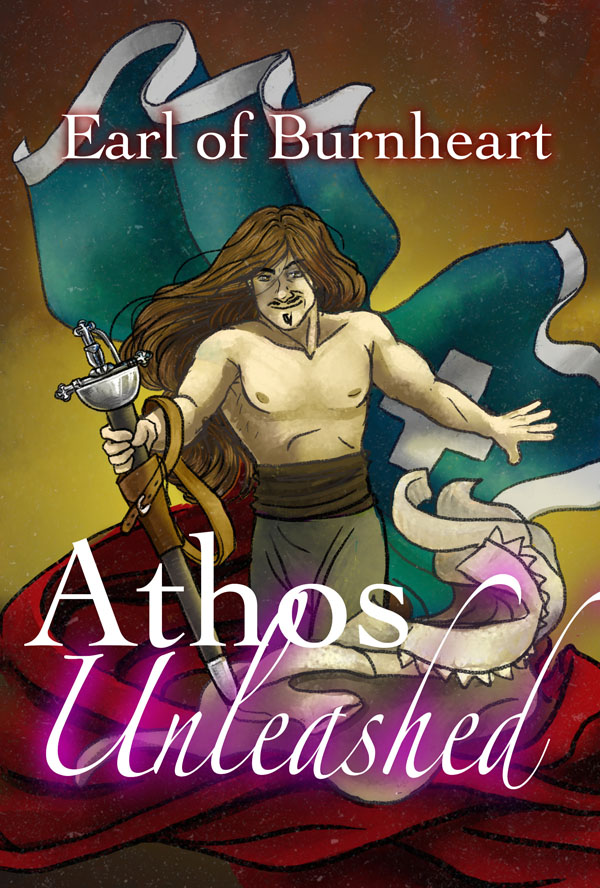 Athos Unleashed - Alex Hinterman - Earl of Burnheart