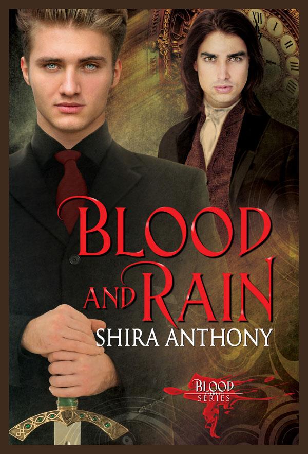 Blood and Rain - Shira Anthony - Blood series