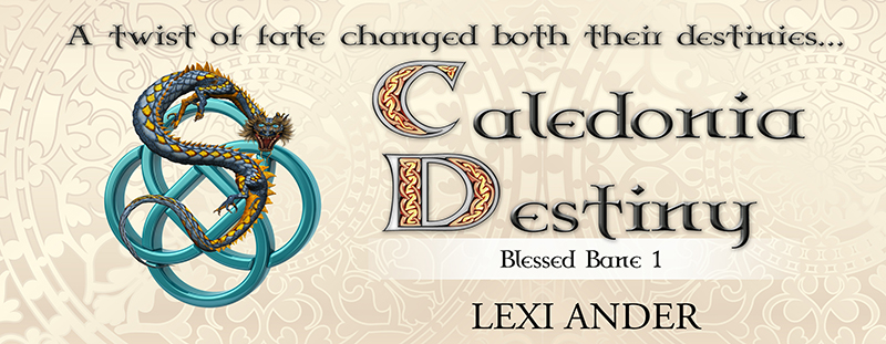 Buy Caledonia Destiny by Lexi Ander on Amazon