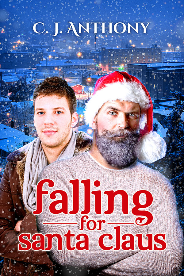 Falling for Santa Claus - C.J. Anthony