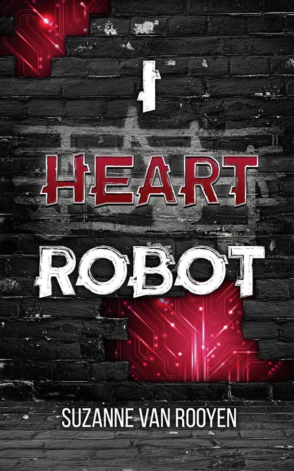 Book Cover: I Heart Robot