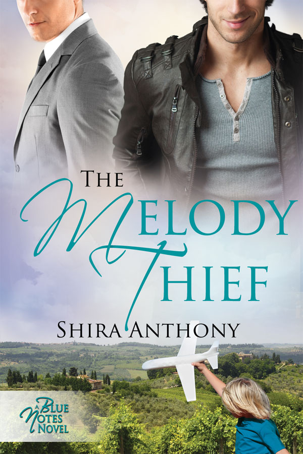 Melody Thief - Shira Anthony - Blue Notes