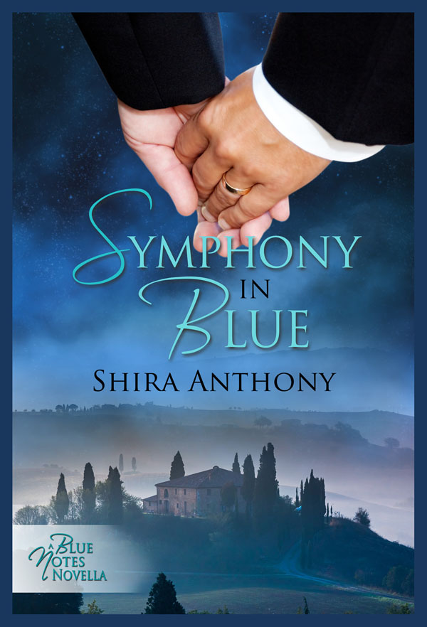 Symphony in Blue - Shira Anthony - Blue Notes