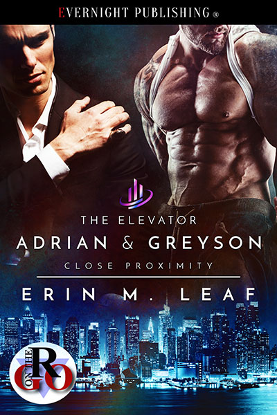 The Elevator - Erin M. Leaf