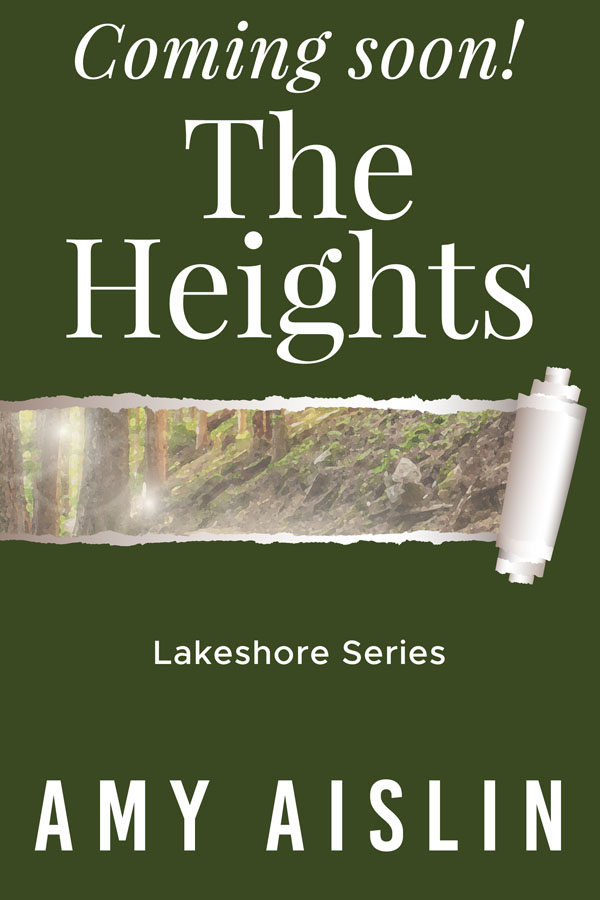 The Heights reveal - Amy Aislin