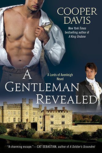 Book Cover: A Gentleman Revealed: A Gay Historical Romance