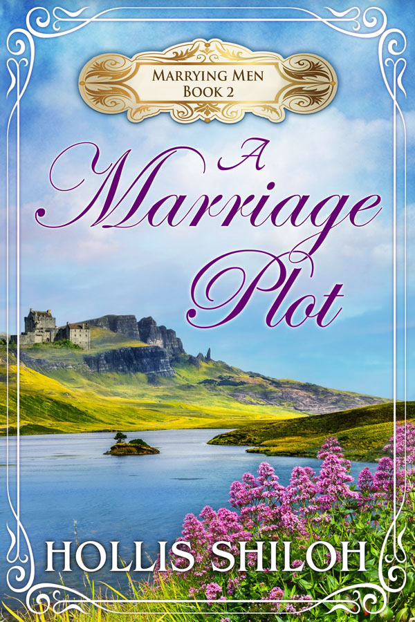 A Marriage Plot - Hollis Shiloh