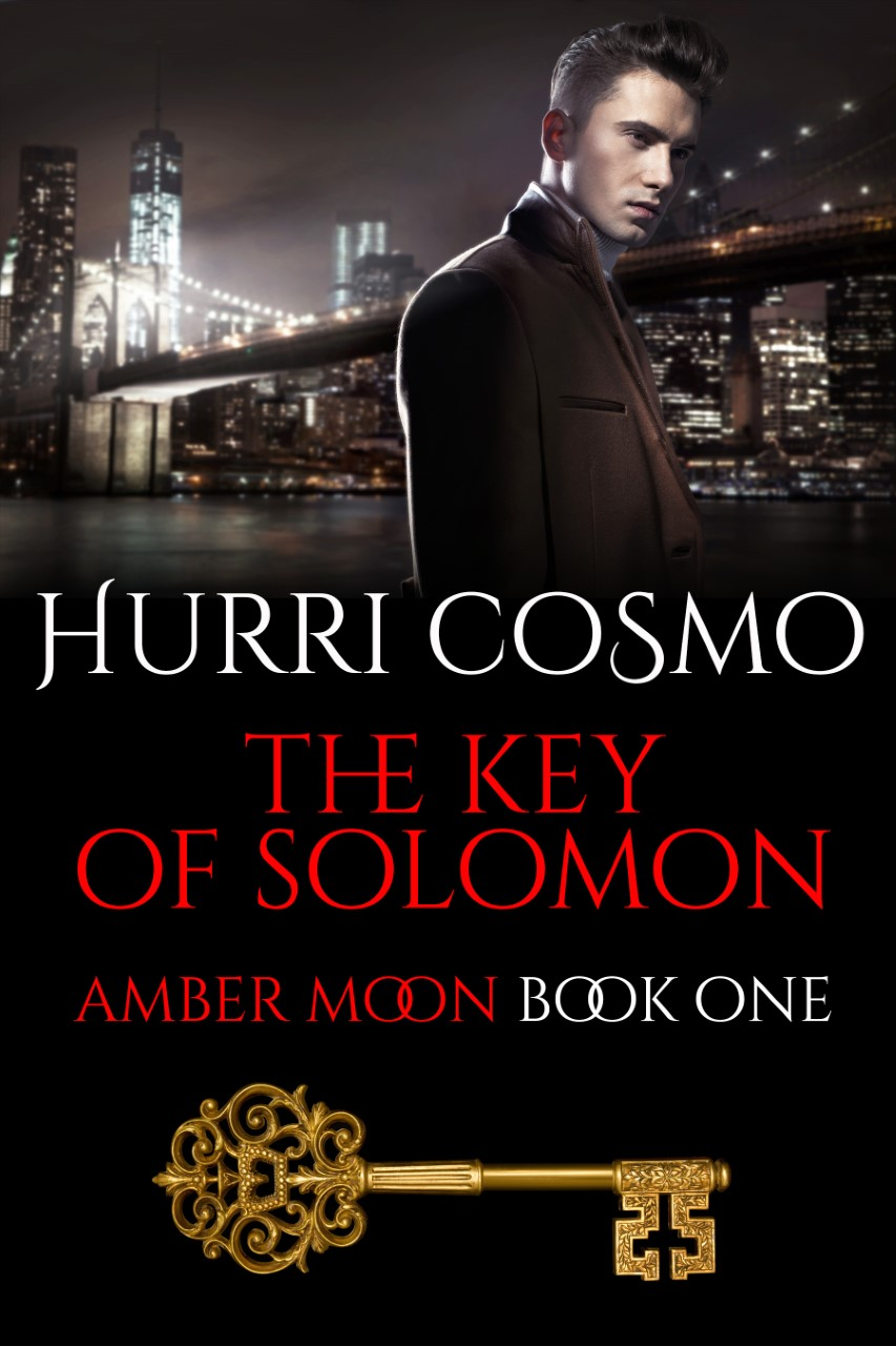 The Key of Solomon - Hurri Cosmo - Amber Moon