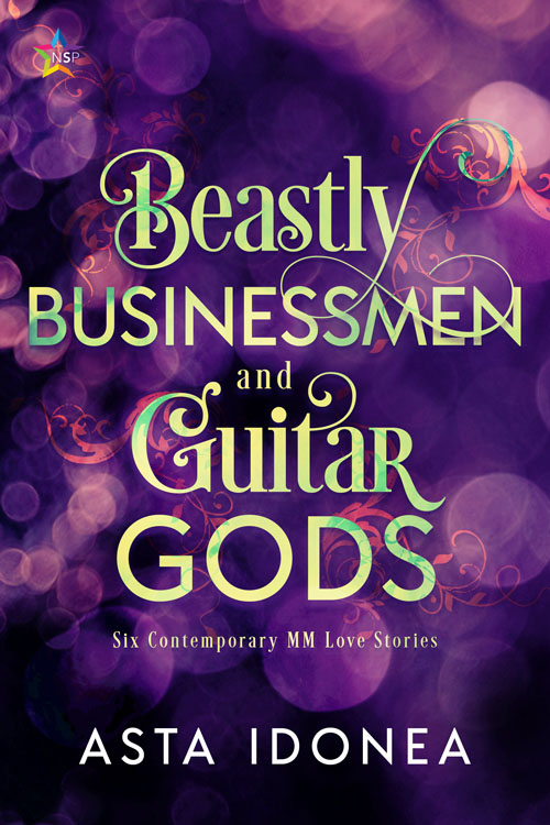Beastly Businessmen and Guitar Gods - Asta Idonea