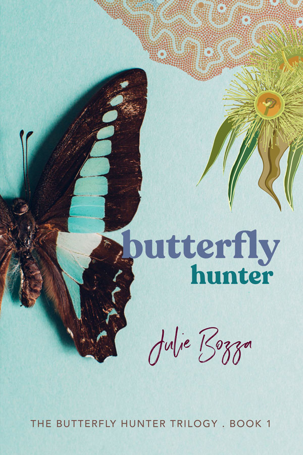Butterfly Hunter - Julie Bozza - Butterfly Hunter Trilogy
