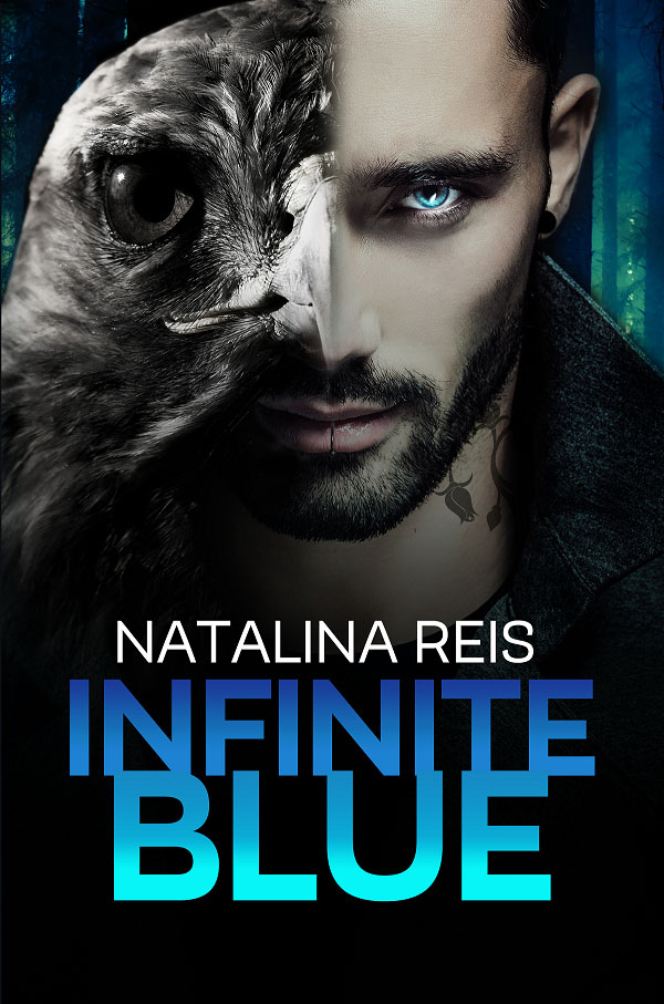 ANNOUNCEMENT/GIVEAWAY: Infinite Blue, by Natalina Reis
