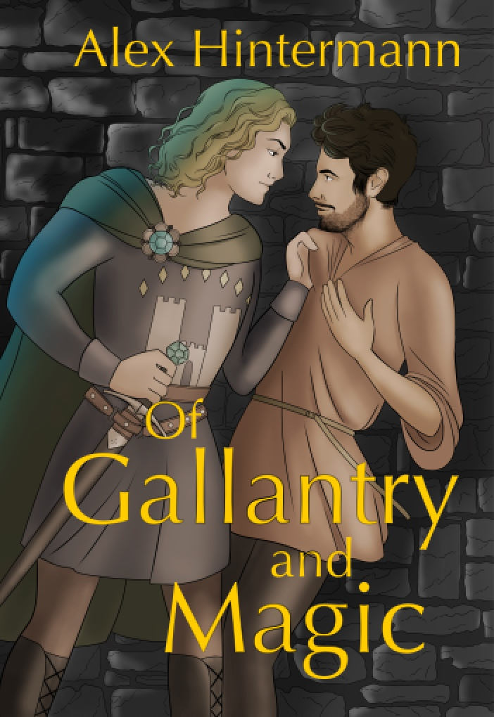 Of Gallantry & Magic - Alex Hintermann