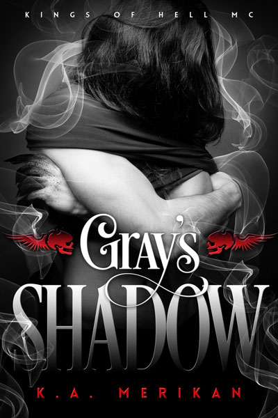 Gray's Shadow - K.A. Merikan