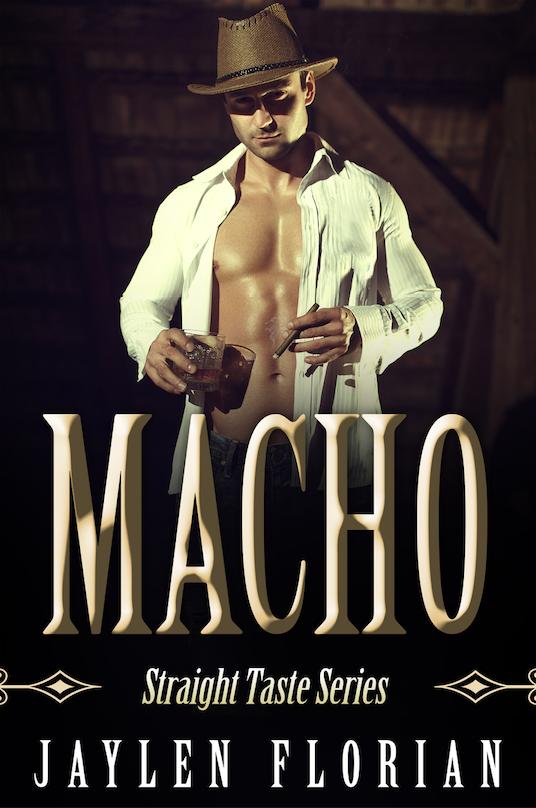 Book Cover: Macho