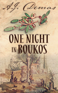 One Night in Boukos - A.J. Demas