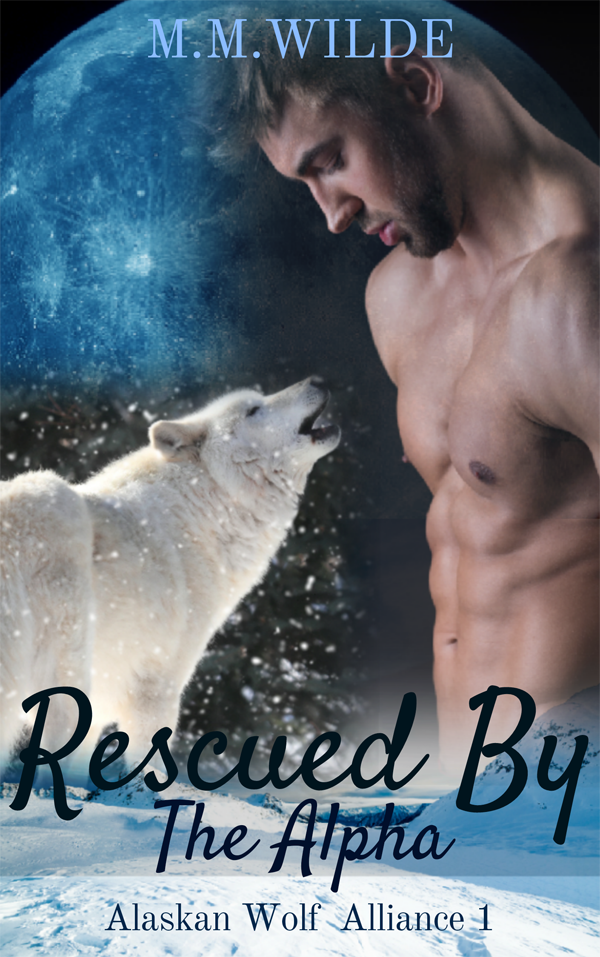 Book Cover: Rescued by the Alpha