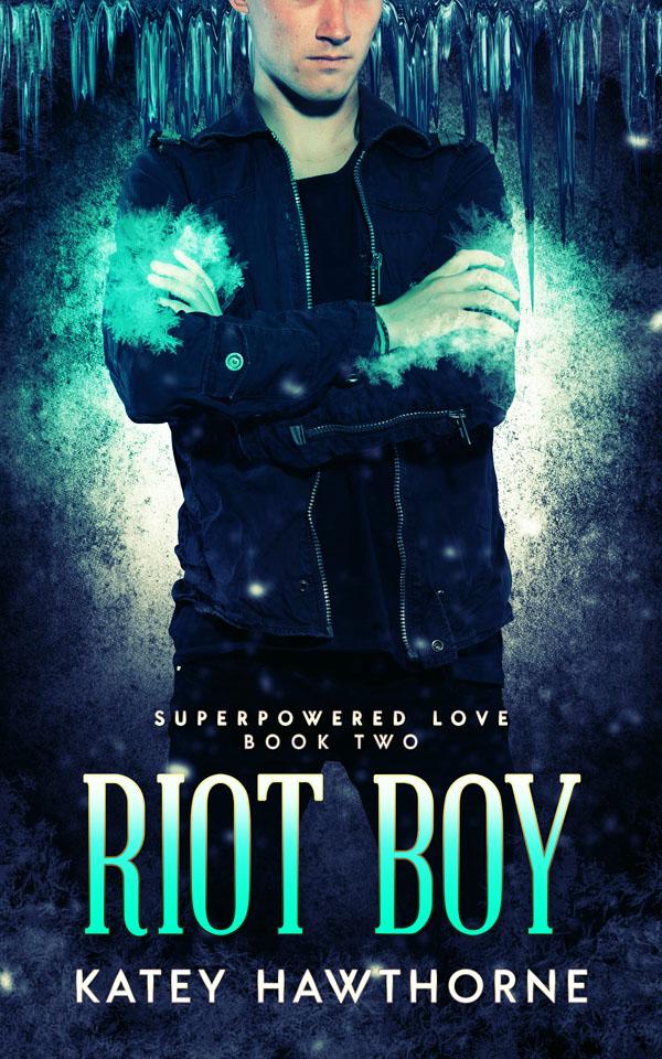 Book Cover: Superpowered Love 2: Riot Boy