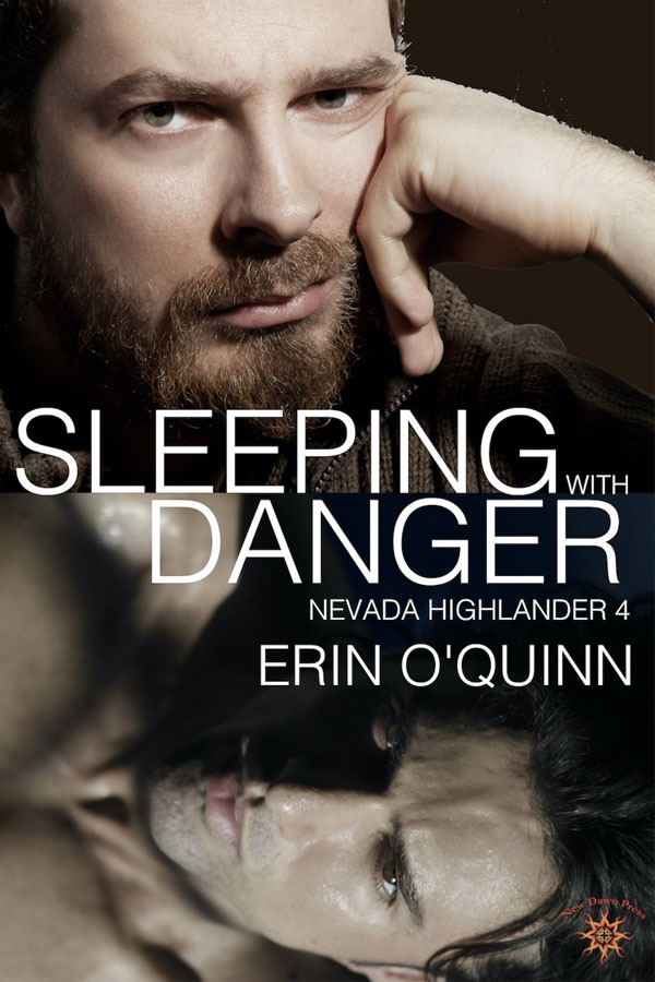 Sleeping With Danger - Erin O'Quinn - Nevada Highlander