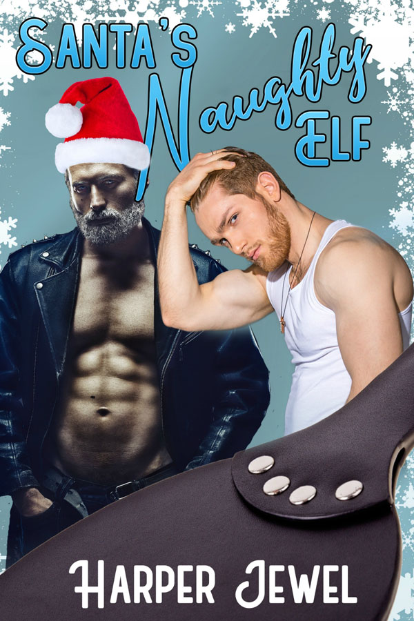 Santa's Naughty Elf - Harper Jewel